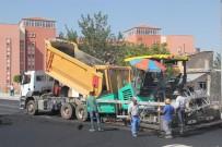 ATATÜRK BULVARI - Yeni TOKİ'de İkinci Kat Asfalt Çalışmaları Başladı