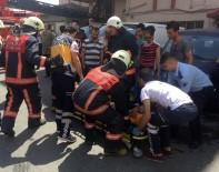 Zeytinburnu'nda İş Yerinde Yangın Açıklaması 1 Ölü, 10 Yaralı