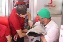 Ağrı'da Kan Bağışı Kampanyası