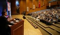 TÜRKIYE BÜYÜK MILLET MECLISI - Ağrılı Gençler 15 Temmuz'un İzlerini Görmek İçin Ankara'da