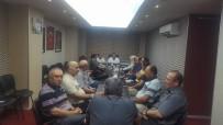 SERKAN YILDIRIM - Ak Parti Bilecik Merkez İlçe Başkanlığı Yönetim Kurulu Toplandı