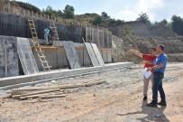 MESCID - Alanya'ya Modern Kapalı Kurban Satış Ve Kesim Tesisi