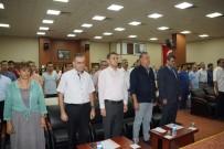 SAYGI DURUŞU - Aydın'da Zeytinyağı Konuşuldu