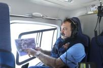 EROL AYYıLDıZ - Bakan Eroğlu, Helikopterle İnceleme Yaptı