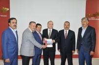 YERLİ OTOMOBİL - Bakan Özlü Açıklaması 'Yerli Otomobil Yatırımı Talebinde Bulunmak Konya'nın Hakkıdır'