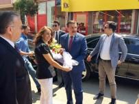 TARIM ÜRÜNÜ - Bakan Tüfenkci Açıklaması 'İpsala'ya Lisanslı Depo Kurulacak'