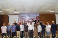 İL BAŞKANLARI - Başkan Karabıyık, 1. Bölge İl Başkanları Toplantısını Değerlendirdi