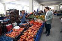 SERVERGAZI - Başkan Subaşıoğlu, Pazar Esnafıyla Bir Araya Geldi