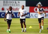 NEVZAT DEMİR - Beşiktaş, Süper Kupa Hazırlıklarını Sürdürdü