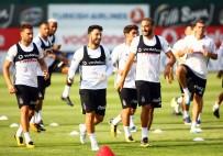 NEVZAT DEMİR - Beşiktaş Süper Kupa'ya Sıkı Hazırlanıyor