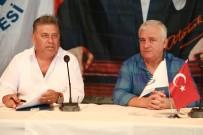 İSMAIL ALTıNDAĞ - Bodrum Belediyesi Değerlendirme Toplantısı Yapıldı