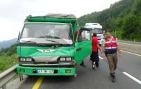 BOLU DAĞı - Bolu Dağı'nda Kilometrelerce Araç Kuyruğu Oluştu