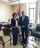 GİRİŞİMCİ KADIN - Büyükelçi Karagöz Açıklaması 'Türkiye Ve Ürdün'de Kadının Güçlendirilmesi, Toplumsal Gelişmenin Anahtarını Oluşturuyor'