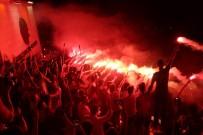 ELAZıĞSPOR - Elazığspor'un 50. Yıl Kutlamaları Meşale Ateşi İle Başladı
