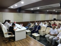 ŞANLIURFA VALİSİ - Eryılmaz, Kültür Ve Turizm Projeleri Toplantısına Katıldı