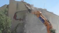 SULTAN AHMET - Gaziantep'te 6 Bin Metre Karelik Meydan Yapılıyor