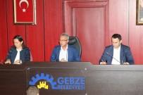 KOMİSYON RAPORU - Gebze Belediyesi Ağustos Ayı Meclisi Tamamlandı