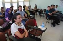 MUHABBET - Genç Atölye'de Eğitimler Devam Ediyor