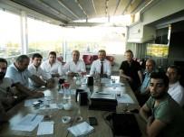 GÖKMEN - Gürkan Açıklaması 'MMO Samsun Ortak Çalışma Kültürüne Sahip'