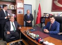 TARIM ÜRÜNÜ - 'İpsala'ya Lisanslı Depo Kurulacak'