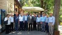 ZABITA MÜDÜRÜ - İzmit'te Esnaf Komisyon Toplantısı Yapıldı