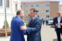 İNSAN HAKLARI KURUMU - Kamu Başdenetçisi Şeref Malkoç Açıklaması 'Vatandaşın Avukatlığını Yapıyoruz'