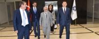 KAMU DENETÇİLERİ - Kamu Başdenetçisinden ETÜ'ye Ziyaret