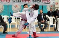 ESAT DELIHASAN - Karatede Dünya Şampiyonası Kadrosu Gaziantep'te Belli Olacak