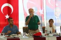 KARŞIYAKA BELEDİYESİ - Karşıyaka Ve Bayraklı Belediye Başkanları Zabıtalarla Buluştu