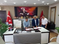 MUSTAFA ASLAN - Kilis Belediyesi İle Tapu Ve Kadastro Arasında Protokol İmzalandı