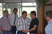 KÜÇÜKKUYU - Kıyı Belediyelerden Başkan Kamil Saka'ya Destek