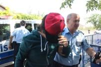 POLİS İMDAT - Konya'da 'Hero' Tişörtlü Gence Gözaltı