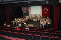 KAYALı - Kuşadası Belediye Meclisi Ağustos Ayı Olağan Toplantısı Yapıldı
