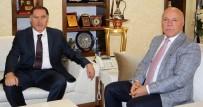 KAMU DENETÇİLİĞİ - Malkoç; 'Hedefimiz İdarenin Hizmet Kalitesinin Artırılmasına Katkıda Bulunmaktır'