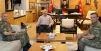 Mardin İl Jandarma Komutanlığına Tuğgeneral Topçu Atandı