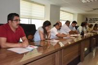 GÜLBEYAZ - MASKİ'de İlçelerin Yatırım Planları Masaya Yatırıldı