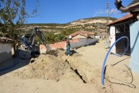 İSHAKÇELEBI - MASKİ Saruhanlı'nın 5 Mahallesinde Daha Çalışmaları Tamamladı