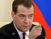 DIMITRIY MEDVEDEV - Medvedev: ABD ticaret savaşı ilan etti.