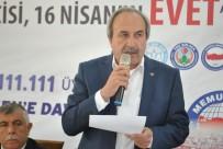 DEVLET MEMURU - Memur-Sen Kayseri 1 No'lu Şue Başkanı Aydın Kalkan Açıklaması