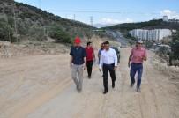 EREN ARSLAN - Milas OSB'nin Bağlantı Yolu Tamamlandı