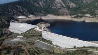 ŞEBEKE SUYU - Milas'ta Hava Sıcaklıkları Barajları Olumsuz Etkiledi