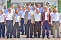 Milletvekili Öztürk Açıklaması 'Buğday Rekoltemiz Yüksek'