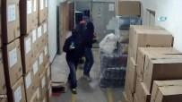 SOYGUN - (ÖZEL) 60 Bin TL'lik Maskeli Soygun Güvenlik Kamerasında