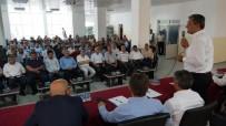 ORMAN VE KÖYİŞLERİ KOMİSYONU - Recep Konuk Açıklaması 'Ülkemizin Kalkınması Dışında Hiçbir Kaygı Taşımıyoruz'