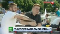 CANLI YAYIN - Rus Muhabire Canlı Yayında Saldırı