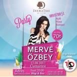 DJ - Sanatçı Merve Özbey Van'da Hayranlarıyla Buluşacak