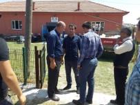 ÖZEL HAREKATÇI - Şehit Polis Memuru Ahmet Demir İçin Çavdarhisar'ın Tepecik Köyünde Mevlit Okutuldu