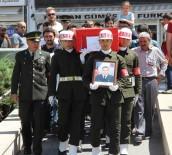 NUMUNE HASTANESİ - Sivas Şehidini Son Yolculuğuna Uğurluyor