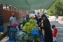 HALK PAZARI - Tatvan'da Halk Pazarı Kuruldu