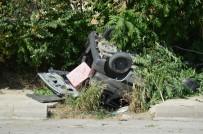 Tokat'ta Trafik Kazası Açıklaması 3 Yaralı
